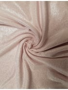 Soft Touch Fog Foil Stretch Fabric- Baby Pink SQ260 BPN