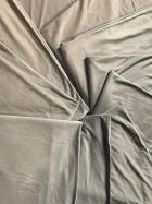 10 PIECES Clearance (1 Metre) Silk Touch 4 Way Stretch Lycra Fabric Job Lot Bundle- Grey JBL117