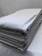 10 PIECES Clearance (1/2 Metre) Silk Touch 4 Way Stretch Lycra Fabric Job Lot Bundle- Cloud Grey JBL132 CGR