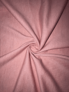 100% Viscose Stretch Fabric Material- Marl Pink 100VSC MPN