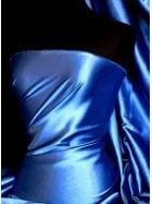 Super Soft Satin Fabric- Royal Blue Q710 RBL