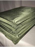 10 PIECES Clearance (1/2 Metre) Silk Touch 4 Way Stretch Lycra Fabric Job Lot Bundle- Khaki JBL153 KH