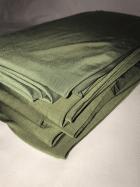 8 PIECES Clearance (1/2 Metre) Silk Touch 4 Way Stretch Lycra Fabric Job Lot Bundle- Khaki/Dark Khaki JBL198 KH