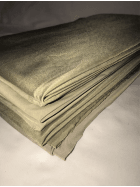 8 PIECES Clearance (1/2 Metre) Silk Touch 4 Way Stretch Lycra Fabric Job Lot Bundle- Olive/Light Olive JBL199 OLV