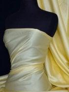 20 METRES Cotton Poplin Sheen Shirt  Fabric Job Lot Bolt- Lemon JBL282 LMN