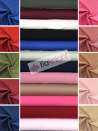 20 METRES Scuba Crepe Stretch Jersey Dressmaking Fabric Wholesale Roll- JBL291