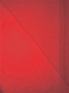 Sweatshirt Fleece Backed Super Soft Fabric (Tubular Width)- Red SQ400 RD