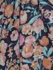 Chiffon Soft Touch Sheer Fabric - Tulip Fusion CHF56 MLTBK