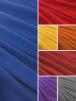 Cotton Fine Rib 1x1 Elastane Stretch T-Shirt Fabric- SQ209