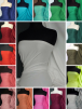 100% Cotton Interlock Knit Soft Jersey T-Shirt Fabric- Q60