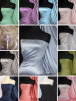Clearance Shiny Lycra 4 Way Stretch Lightweight Material- SQ68