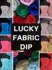 Lucky Dip Fabric Bundle- Silk/Soft Touch Dresskmaking Fabric