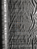 20 METRES Foil Effect Grid Pattern 4 Way Stretch Lycra Fabric Wholesale Roll- Black JBL88 BK
