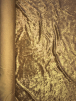 7 1/2 METRES Clearance Crushed Velvet/Velour Stretch Material- Golden Sand JBL136 GSND