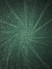 Slinky Shimmer 4 Way Stretch Fabric- Bottle Green/Silver Q1183 BTGRSLV