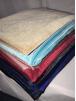 10 PIECES Clearance (1/2 Metre) Velvet/ Velour 4 Way Stretch Spandex Lycra Job Lot Pieces- Multi JBL156