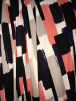 Viscose Cotton Stretch Lycra Fabric- Paint Strokes SQ327 CRLNY