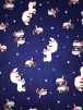 Polar Fleece Anti Pill Washable Soft Fabric- Polar Express SQ354 RBL
