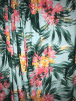 20 METRES Viscose Elastine Stretch Fabric Wholesale Roll- Tropical Florals JBL295 AQMLT