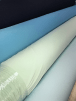 25 METRES Soft Touch 4 Way Stretch Lycra Fabric Wholesale Roll- Blue Shades JBL332