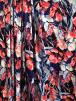 Viscose Elastine Stretch Fabric- Oceanic Florals SQ377 NYPN