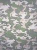 Viscose Elastine Stretch Fabric- Grey/Green Camo SQ386 GRN