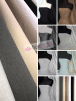 25 METRES Viscose Cotton Stretch Lycra Fabric Wholesale Roll- Classic Shades JBL336