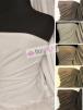 10 METRES Super Soft Polar Fleece Anti Pill Washable Fabric Wholesale- Neutral Shades JBL351