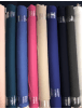 25 METRES Ponte Double Knit Stretch Jersey Fabric Wholesale Roll- JBL371