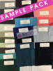 40 SAMPLE PACK- Soft Touch 4 Way Stretch Lycra Fabric Q36