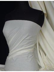 Poly Cotton Material- Cream Q460 CRM