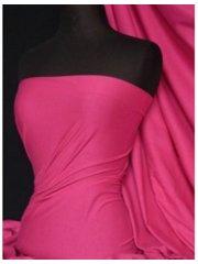 Single Jersey Knit 100% Light Cotton T-Shirt Fabric- Fuchsia Q1249 FCH