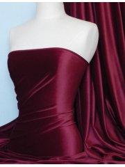 Steam Velvet Stretch Fabric- Cherry Red SV157 CHR