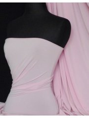 Soft Touch 4 Way Stretch Lycra Fabric- Baby Pink Q36 BPN