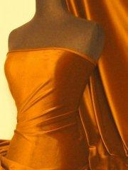 Steam Velvet Stretch Fabric- Light Rust SV157 LTRUS