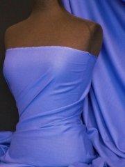 100% Cotton Light Weight Sheeting Fabric (150cm)- Cornflower Blue Q1275 CFBL