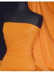 Matt Lycra 4 Way Stretch Fabric- Melocoton Q56 MELO