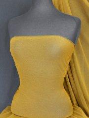 Helenka Mesh Two Tone Shimmer Material- Olive/Gold SQ38 OLGL