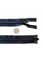 "Nylon Zip 18"" Inch Closed End Zipper No. 5- Black"