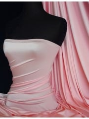 Shiny Lycra 4 Way Stretch Material- Baby Pink Q54 BPN