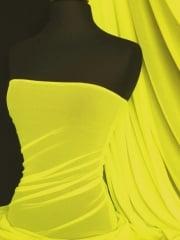 LT Power Mesh 4 Way Stretch Material- Yellow 109 LT YL