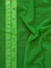 LT Power Mesh 4 Way Stretch Material- Emerald Green 109 LT EMR