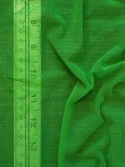 LT Power Mesh 4 Way Stretch Material- Emerald Green 109 LT EMR