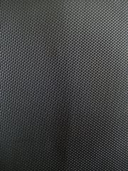 Upholstery Vinyl Cotton Back Textured Fabric Material- Matt Black SQ84 MTBK