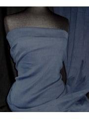 Ribbing Cuff Stretchy Knit Tubular Material- Navy Q1388 NY