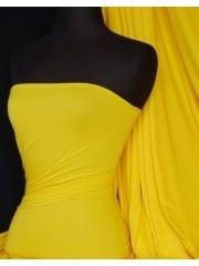 Supplex Sports 4 Way Stretch Lycra- Bright Yellow Q50 BTYL