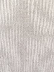 Clearance (177 cms) 100% Polyester Interlock Stretch Fabric- White SQ107 WHT