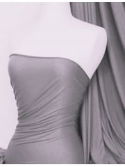 100% Viscose Stretch Fabric Material- Pale Lilac 100VSC PLLC