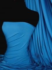 Viscose Cotton Stretch Lycra Fabric- Blue Bird Q300 BLBD
