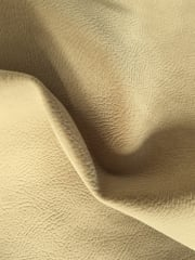 Faux Luxury Supple Suede Animal Embossed Interior Upholstery Fabric- Oatmeal SQ172 OTML